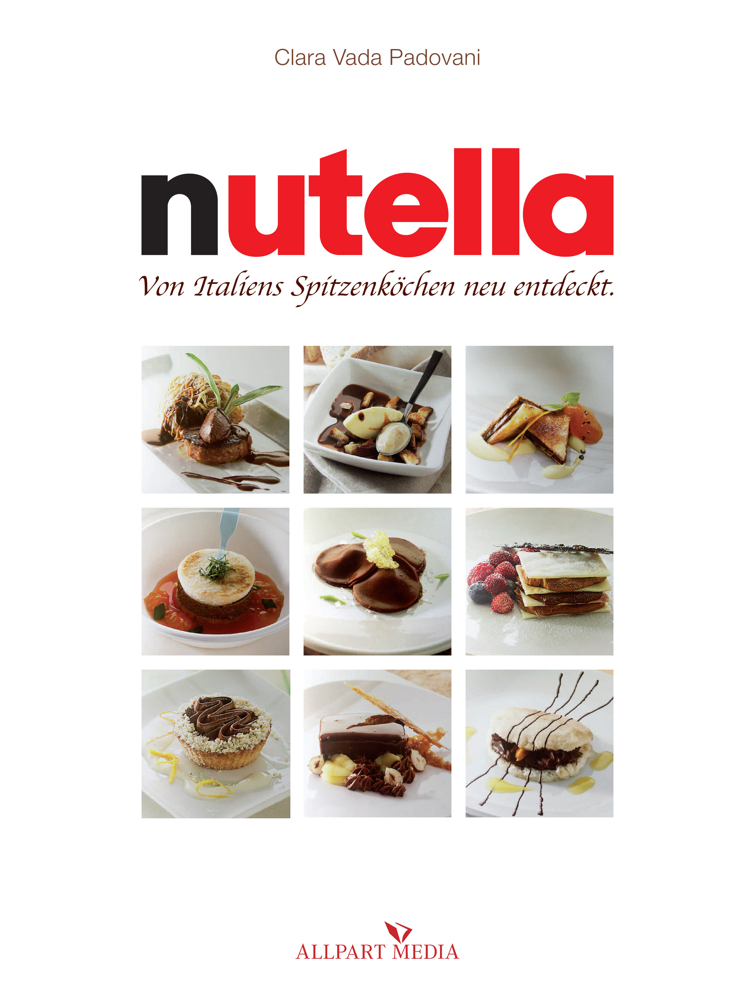 Copertina Nutella edizione tedesca
