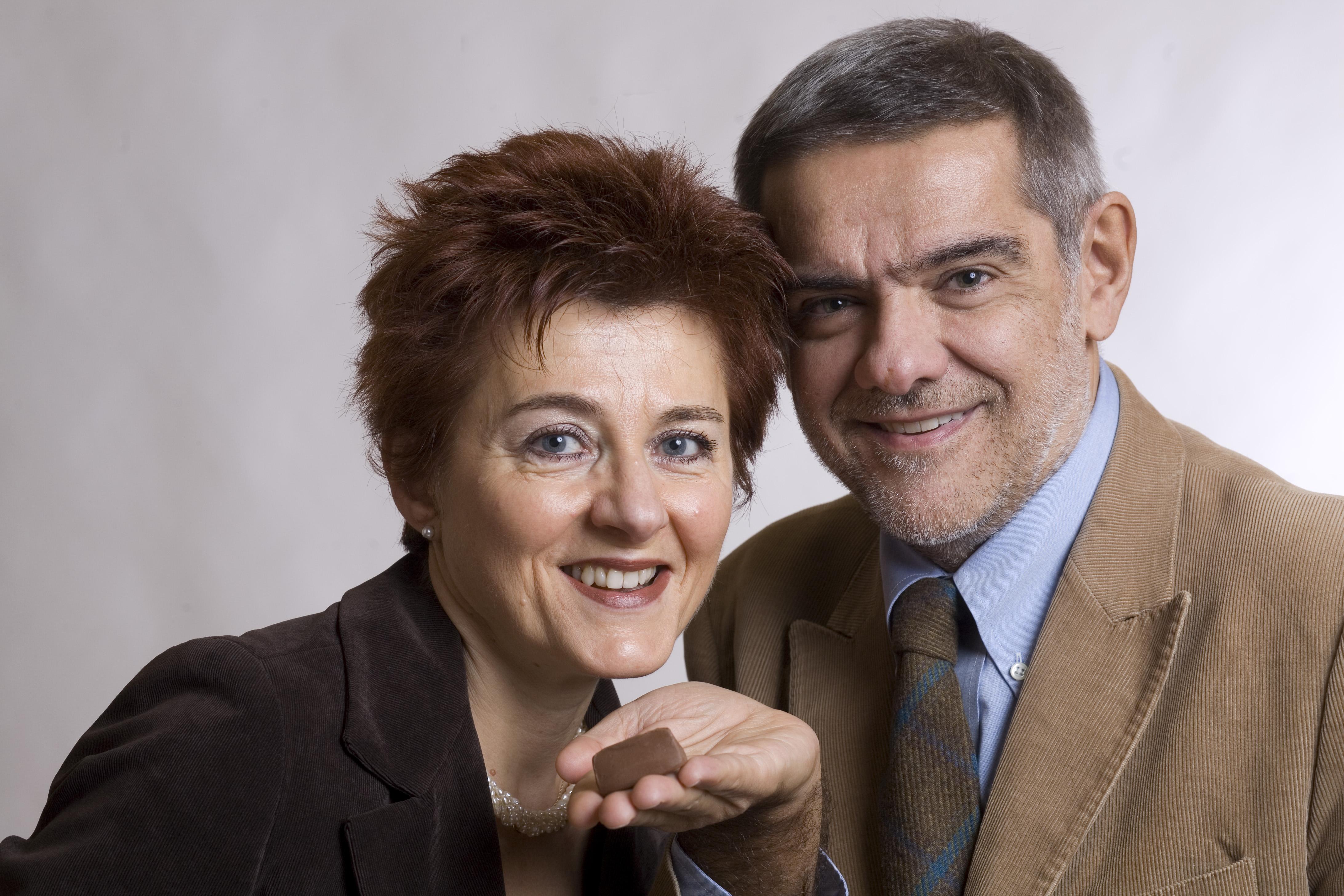 Clara e Gigi Padovani, 2007