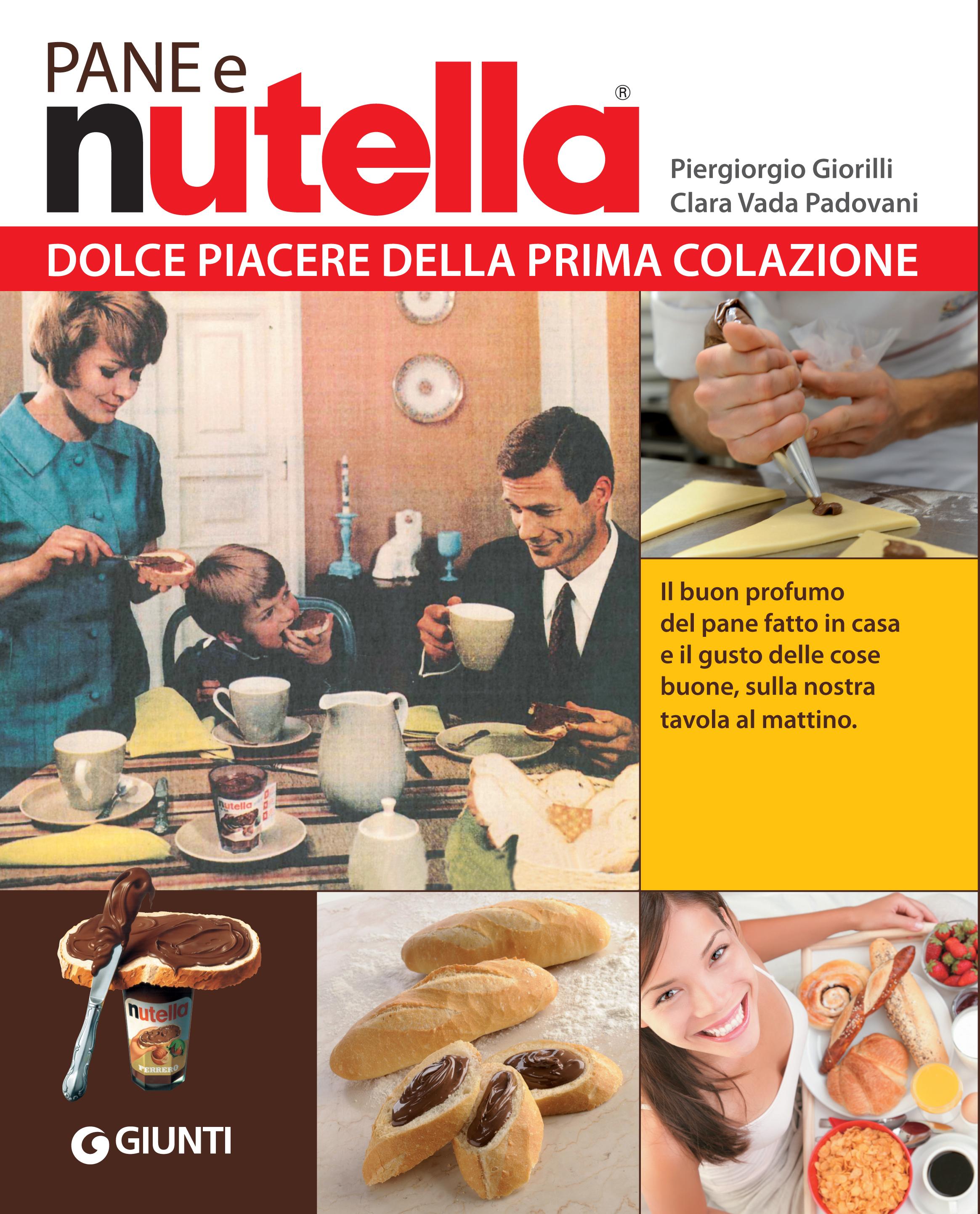 Copertina Pane e Nutella