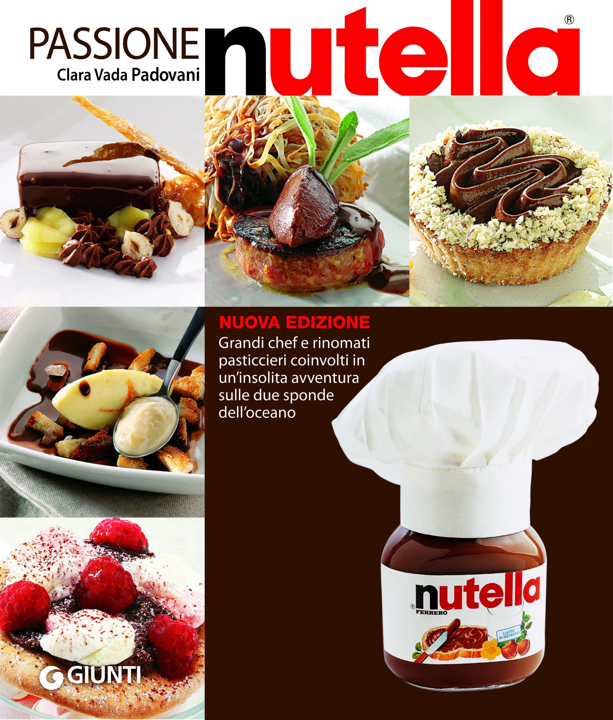 Copertina Passione Nutella, nuova edizione 2010