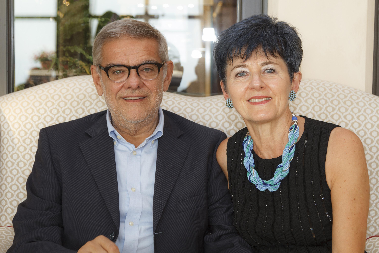 Clara e Gigi Padovani