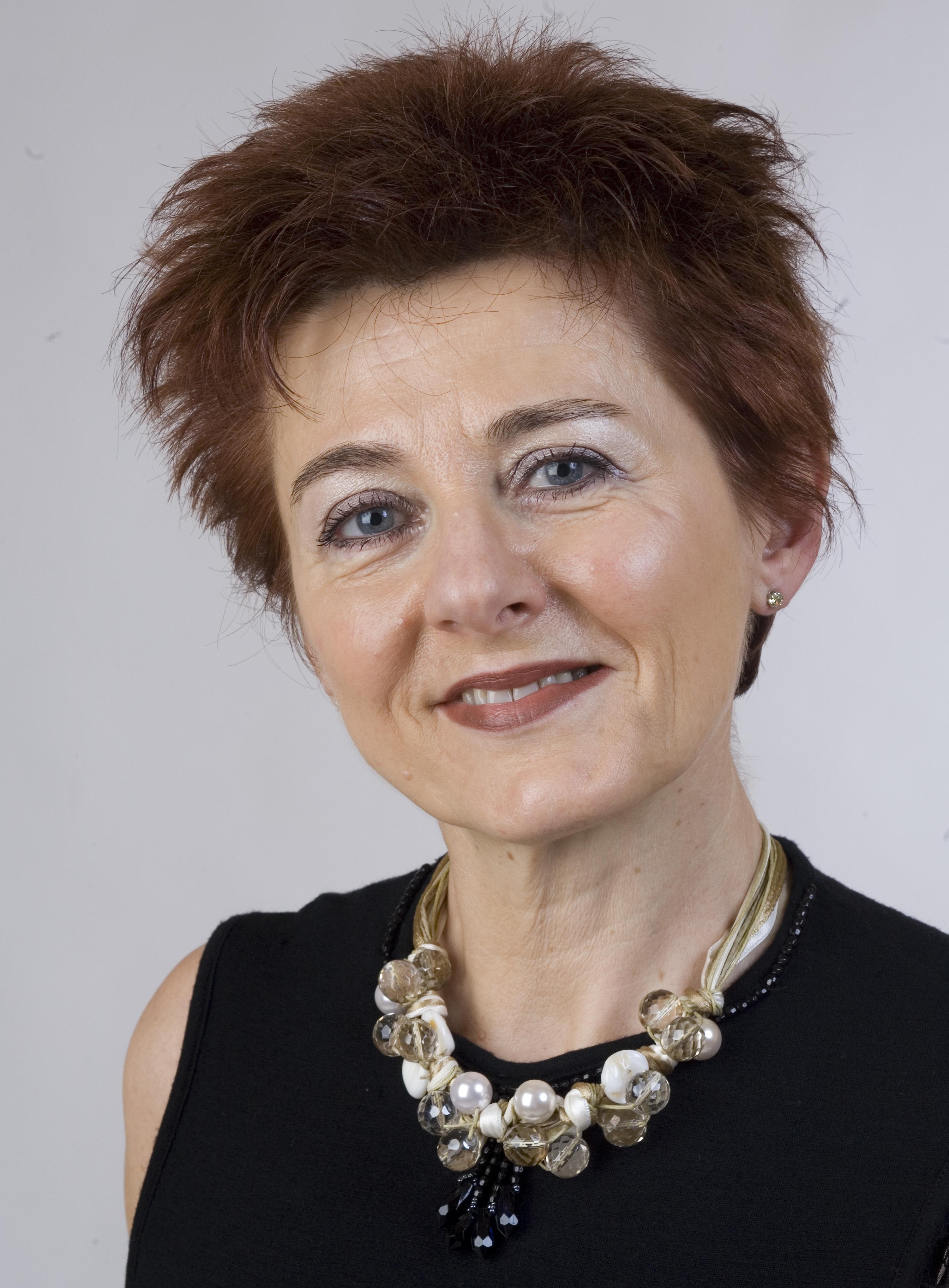 Clara Vada Padovani (primo piano)