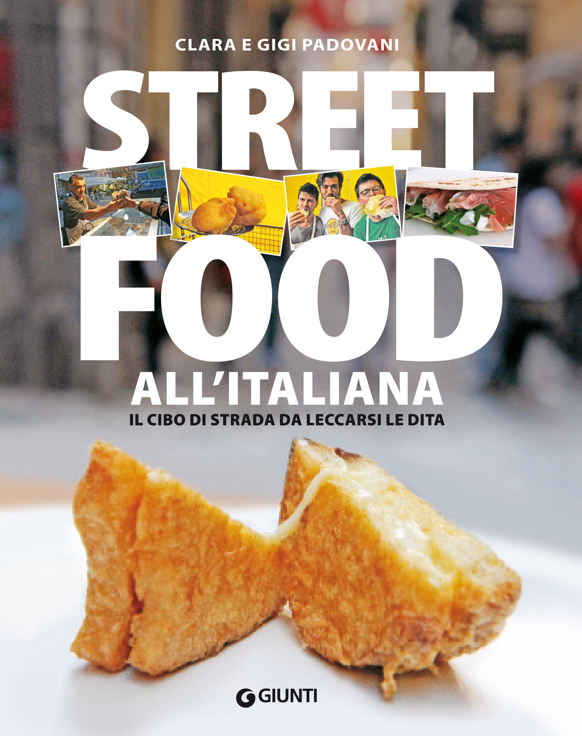 Copertina Street food all'italiana