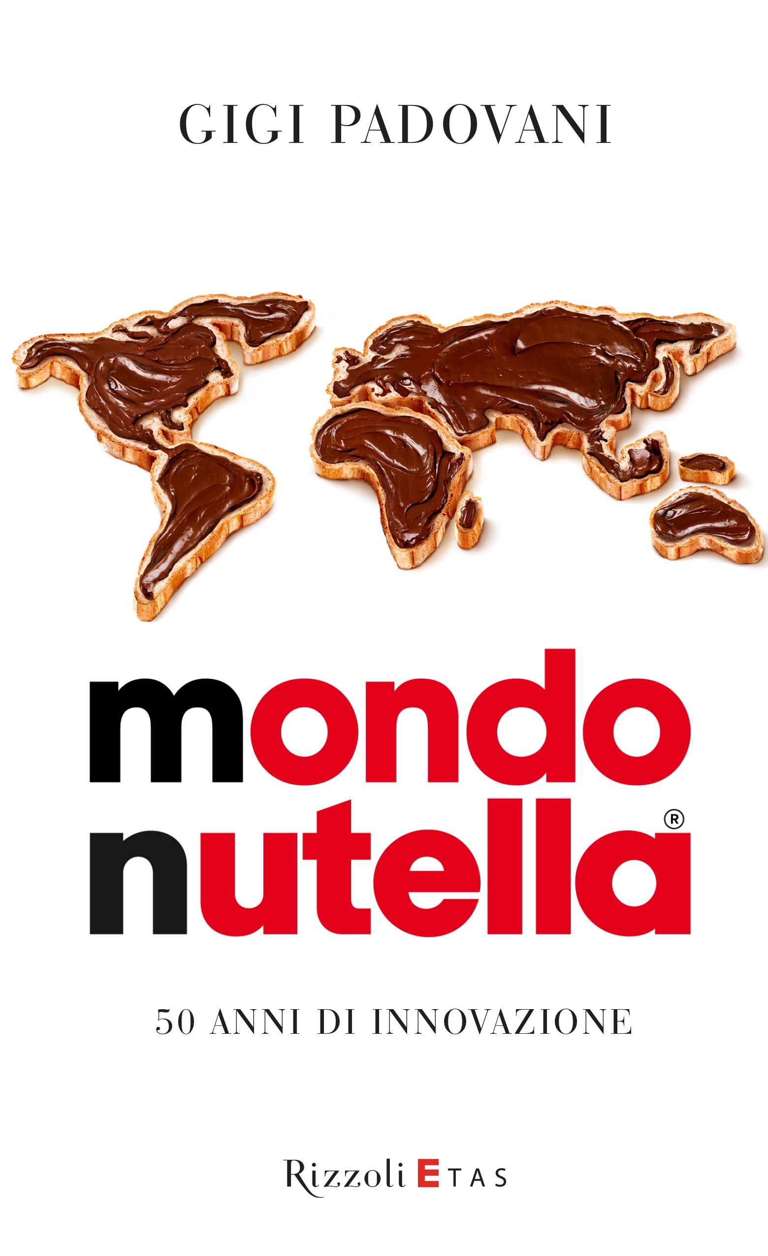 Copertina Mondo Nutella