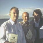 Dai pescatori di Orbetello con Fulvio Pierangelini