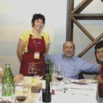 Nell'Osteria Slow Food di San Patrignano