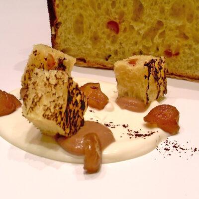 Il panettone come dessert da San Patrignano