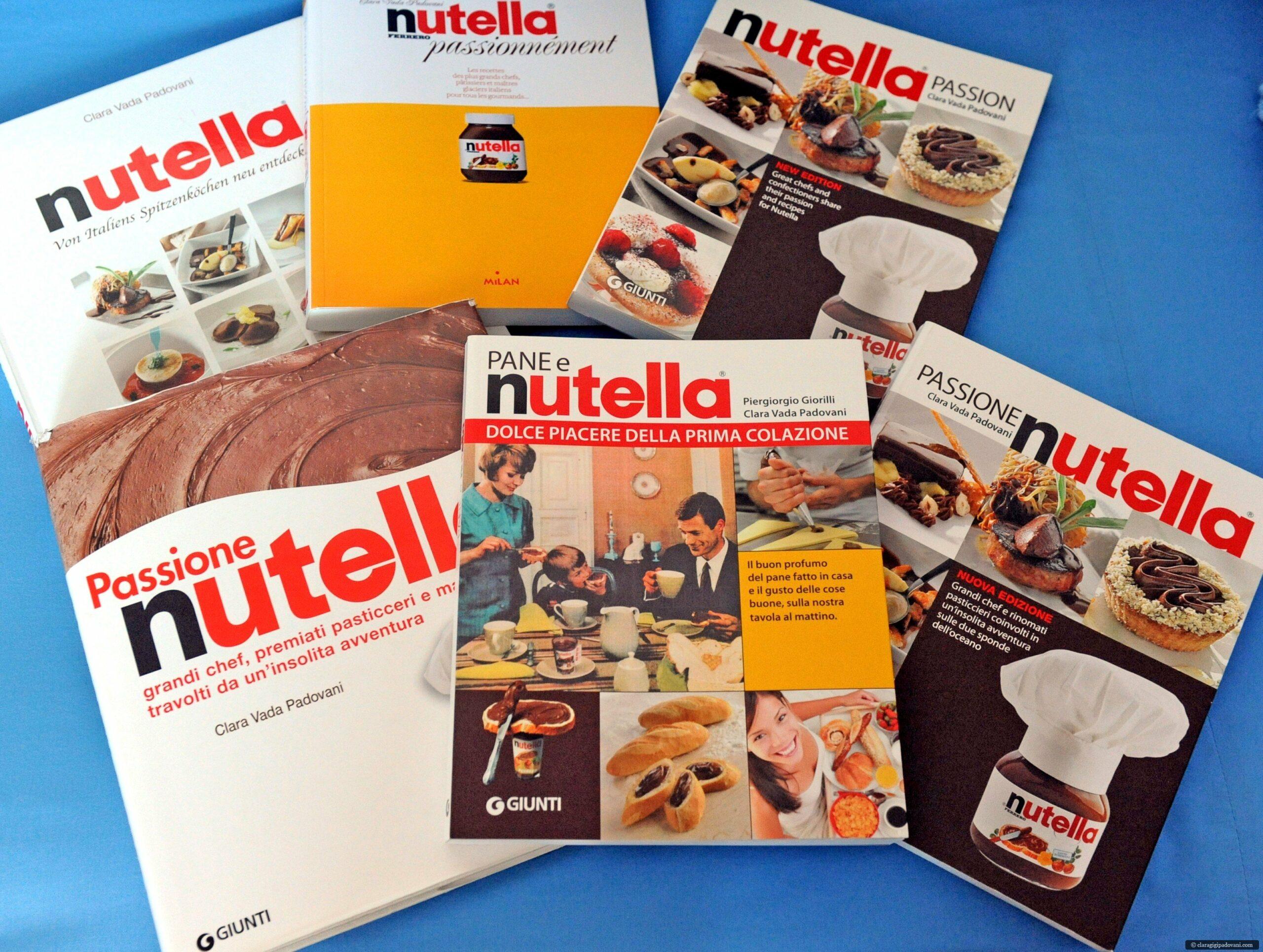 Da 'Passione Nutella' a 'Pane e Nutella'