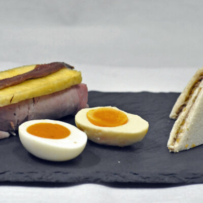 Antipasto della cucina futurista