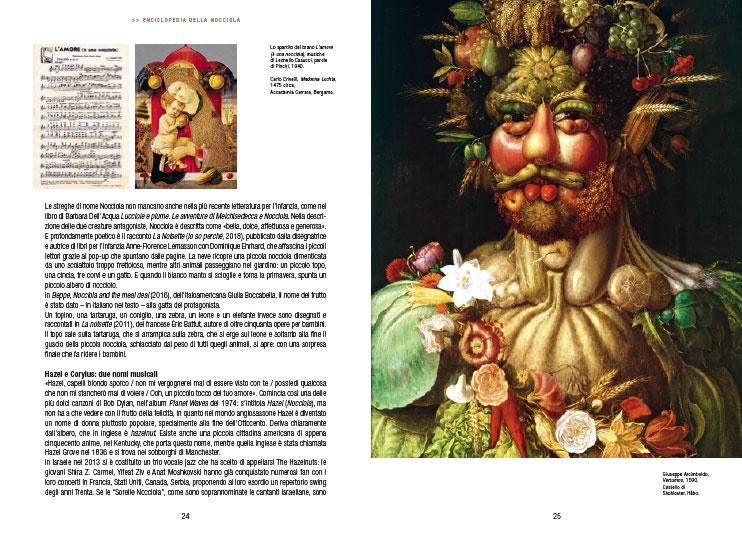 Enciclopedia della Nocciola - Book Preview